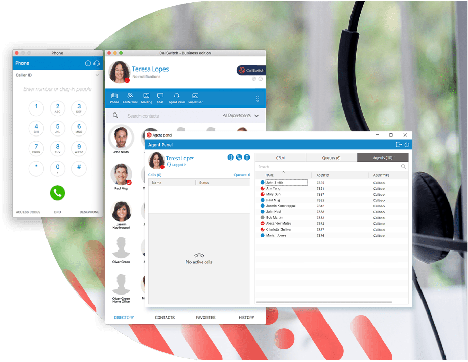 CallSwitch Contact Centre Solution